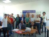 Se inaugura el curso de Operaciones auxiliares de Albañilería de fábricas y cubiertas