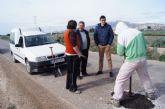 Se adjudican obras de parcheo de caminos rurales en el término municipal de Totana por importe de 35.816 euros