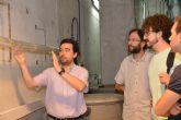 Profesores de la UPCT presentan sus investigaciones hidráulicas
