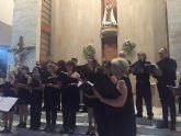 La Coral Patnia ofrece un concierto en la iglesia Nuestra Señora del Carmen