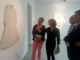 El Muram de Cartagena acoge la exposición de esculturas de Concha Martínez Montalvo ´Donde habita la memoria´