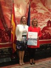 La Comunidad presenta en Madrid la ´Estrategia de apoyo a las víctimas del terrorismo de la Región de Murcia 2016-2020´