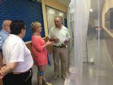 La Plaza de Abastos de La Alberca incorpora aseos accesibles a sus servicios