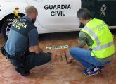 La Guardia Civil detiene a los cinco integrantes de un grupo delictivo dedicado a robar en viviendas