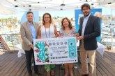 El sorteo extraordinario de vacaciones de la Lotería Nacional se celebrará en San Pedro del Pinatar con el Mar Menor como telón de fondo