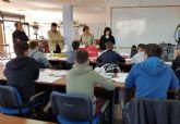 El Ayuntamiento de Molina de Segura contratará a 32 alumnos del Programa Mixto de Empleo y Formación El Romeral 1 a partir del día 1 de julio