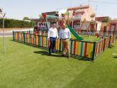 La Comunidad financia con más de 210.000 euros un total de 16 actuaciones en San Javier