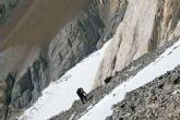 El escalador Carlos Garranzo ya se encuentra en el Campo Base del Broad Peak