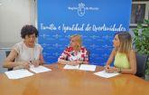 La Comunidad otorga una subvención de 89.146 euros al Centro de Atención Temprana de Puerto Lumbreras