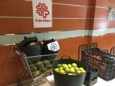 La Policía Local decomisa 191 kilos de productos perecederos y 32 juguetes en el mercadillo de Los Dolores