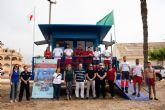 El Plan de Salvamento y Socorrismo en Playas abarcará hasta el 15 de septiembre