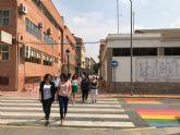 'Orgullo de ser libres' Un paseo arcoíris por la diversidad en Torre Pacheco