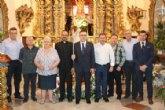 El pasado 10 de junio tomó posesión de su cargo el nuevo Mayordomo de La Santa, D. Francisco José Miras Martínez