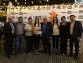 Fútbol Sala Femenino Roldán, premio Onda Cero Cartagena 2019