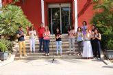 El Ayuntamiento de Alhama se suma al d�a del Orgullo LGTBIQ