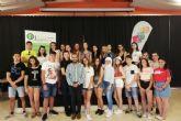 Los corresponsales juveniles recogen sus diplomas en la clausura del Curso 2018-2019