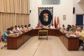 Se celebra el primer pleno de la nueva legislatura en el Ayuntamiento de Puerto Lumbreras