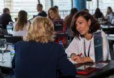 La Oficina de Congresos de Murcia presenta sus nuevas guías profesionales en el Iberian Mice Forum