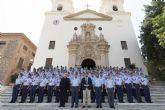 Miras recibe a los alumnos que han concluido su periodo de formación en la Academia General del Aire de San Javier