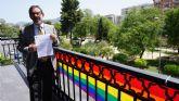 La Delegación del Gobierno se suma al reconocimiento público de la memoria histórica del colectivo LGTBI en España