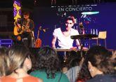 Dani Fernández presentó su primer trabajo en solitario 'Incendios'