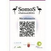 Medio Natural colabora en el proyecto ´Apadrina un flamenco´, desarrollado en las Salinas de San Pedro por la Asociación Región de Murcia Limpia