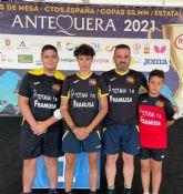 Resultados club Totana torneo estatal