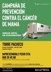 Campana de Prevención contra el Cáncer de Mama
