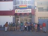 Lectura manifiesto por los derechos LGTBI 2021 en Ricote
