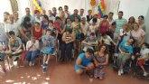 Familia apoya con 1,8 millones de euros la atención a personas con discapacidad, mayores y víctimas de violencia en Totana