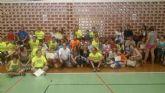 Más de 50 niños han participado durante el mes de julio en la Escuela Multideporte Adaptado Verano 2016 de Molina de Segura
