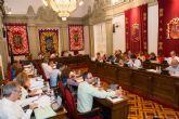 El pleno de corporación se salda con la aprobación de la mitad de las mociones presentadas por los grupos municipales