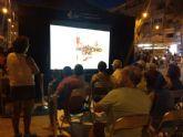 Santiago de la Ribera y La Manga acogen 'Un patrimonio de Cine', una iniciativa, de realidad virtual,  para dar a conocer el patrimonio regional