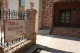 El Pleno adjudica a la mercantil Hoteles de Murcia, SA el arrendamiento del hotel y casas rurales de La Santa para los próximos veinte años