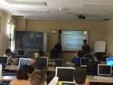 20 jóvenes murcianos aprenden a programar Java gracias a un convenio del Ayuntamiento y Fundación Telefónica