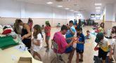 71 centros educativos acogen las escuelas de verano en la que participan más de 7.000 niños