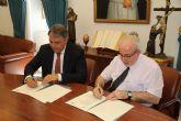La UCAM y Abala Infraestructuras crean la Cátedra de Arquitectura y Construcción Sostenibles