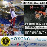 Jon Ander Aramburu es la primera incorporación al Hozono Global Jairis