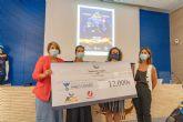 La IV Carrera 10K Puerto de Cartagena dona 12.000 euros a la Asociación Pablo Ugarte para luchar contra el cáncer infantil