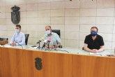 El Gobierno municipal da cuenta del estado y tramitación del expediente del local de ocio nocturno donde se originó el rebrote sufrido
