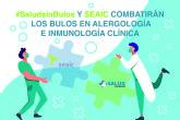 La SEAIC se une a #SaludsinBulos para frenar la desinformación en alergología e inmunología clínica