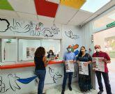 El Banco de Intercambio de Libros de Texto de Lorca recibe en su primera fase 1.400 contactos de usuarios y usuarias para entregar y recoger ejemplares
