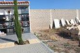 Dan luz verde a la construcción de 40 nuevos nichos en el Cementerio Municipal 'Nuestra Senora del Carmen' tras aprobarse el Plan de Seguridad y Salud del proyecto