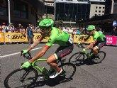 Disfruta del paso de La Vuelta por Alhama de Murcia