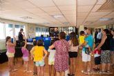 Visitas abiertas de ciudadanos al Parque de Seguridad de Cartagena
