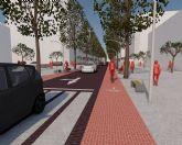 Ahora Murcia critica el 'aumento exponencial' del coste del proyecto para Alfonso X, que sigue sin contemplar toda la avenida, pero que ya asciende a 415 euros por cada metro cuadrado