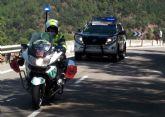 128 guardias civiles de la UMSV y un centenar de la Zona de Murcia velar�n por la seguridad de La Vuelta a su paso por la Regi�n