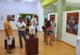 11 jóvenes artistas muestran su 'Enfoque Torreño' durante estas fiestas