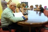 Cs pide al Gobierno que salga de su parálisis y explique sus planes para mejorar el servicio de limpieza en Cartagena