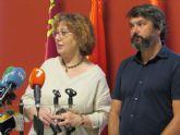 Ahora Murcia: Los presupuestos de Ballesta nos dejan al nivel de inversión de pequeños municipios, no hay dinero porque se va a contratos con grandes empresas